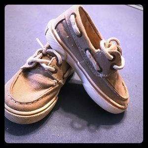 Toddler Sperry's